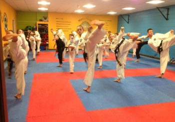 Teens & Adults Taekwon-Do